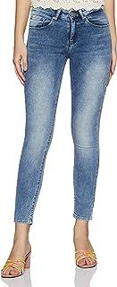 Spykar Women's Casual Slim Jeans (ALI-01AH- ALI-009_28)