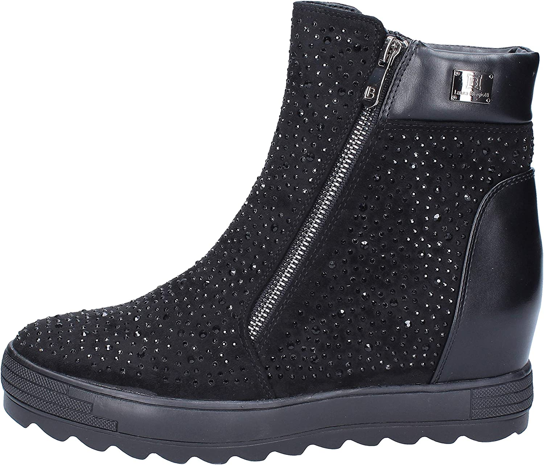 LAURA BIAGIOTTI Boots Womens Black