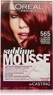 L'Oréal Paris Sublime Mousse Coloración Permanente, Tono: