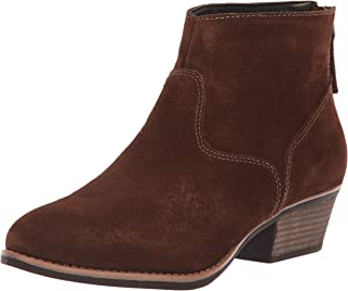 Women's Lasso-Caravel-Short Zip-on Ankle Boot