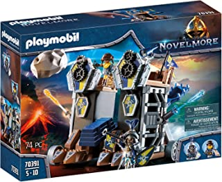 PLAYMOBIL Novelmore 70391 Mobilna katapulta Novelmore, od 5 lat