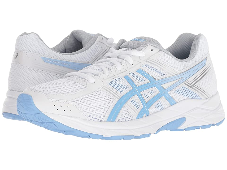 ASICS GEL-Contend 4 (White/Blue Bell) Women