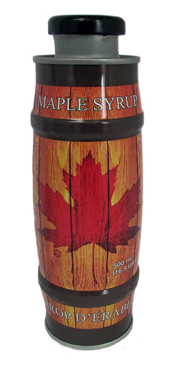 Vermont Made Maple Syrup Award Grade Robust Dark A Tin Japan's largest assortment 500ml