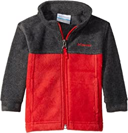 f6597b58cd79 Columbia kids steens mt overlay hoodie infant bright red lumberjack ...