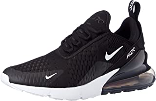 Nike Men's AIR MAX 270, Black/White