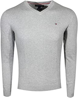 4c70dedfe945a4 Amazon.com: Tommy Hilfiger - Sweaters / Clothing: Clothing, Shoes ...