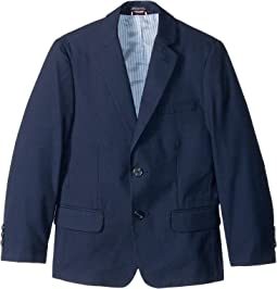 Sharkskin Blazer (Big Kids)