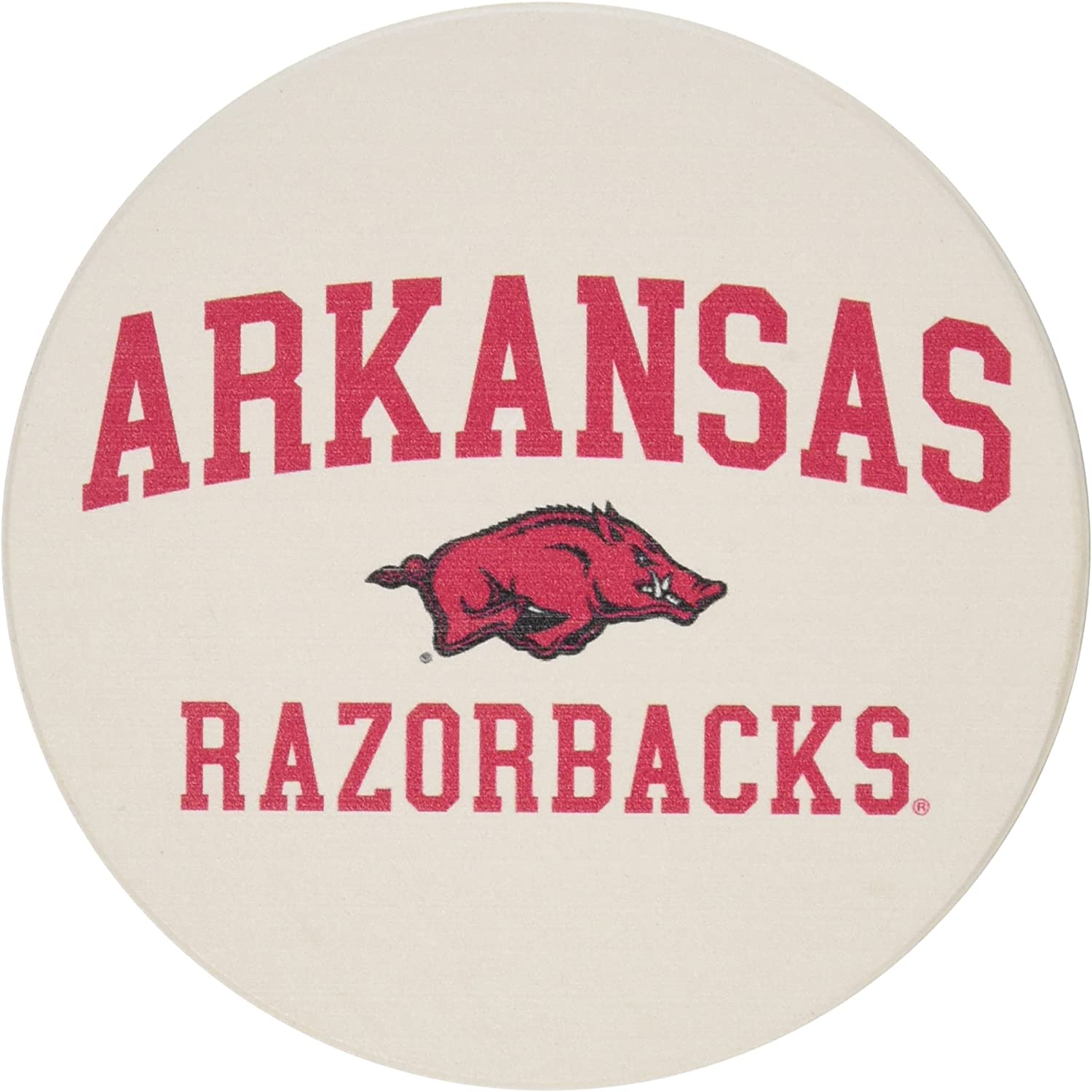 Thirstystone Stoneware Coaster Set Popular shop is the lowest price challenge University Arkansas of Gifts