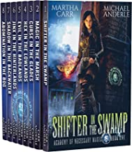 Academy of Necessary Magic Complete Series Boxed Set