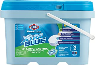 CLOROX Pool&Spa XtraBlue 3-Inch Long Lasting Chlorinating...