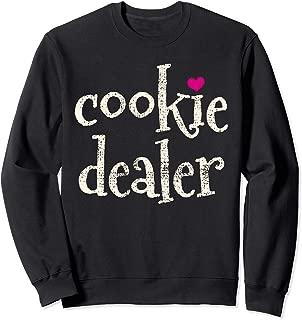 Scout Cookie Dealer Scout Leader Gift Sweatshirt