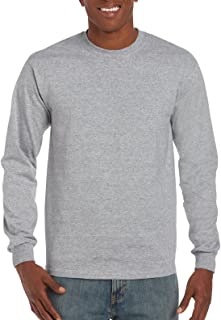 Gildan Men's Ultra Cotton Jersey Long Sleeve Tee