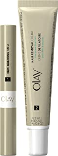 Olay Smooth Finish Facial Hair Removal Duo Fine to Medium Hair 1 Kit
