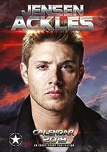 Jensen Ackles Calendar - Calendars 2018 - 2019 Wall Calendars - Supernatural Calendar - Movie Wall Calendar - Sexy Men Calendar - Poster Calendar - 12 Month Calendar by Dream