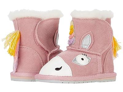 EMU Australia Kids Magical Unicorn Walker (Infant) (Pale Pink) Girl