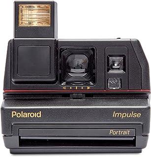 Polaroid Originals - 4706 – 600 implus direktbildkamera – svart
