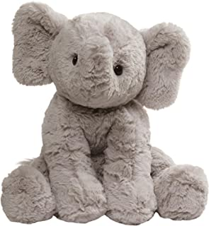 GUND Cozys Collection Elephant Stuffed Animal Plush, Gray, 10