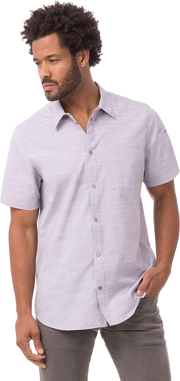 Chef Works Men's Shirt Havana Dallas Mall New item
