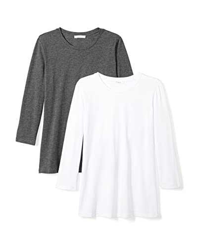 a70b2789331 Women's 3/4 Sleeve Shirts: Amazon.com