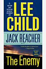 The Enemy: A Jack Reacher Novel Kindle Edition