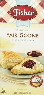 Fisher Fair Scone Mix, 18 oz