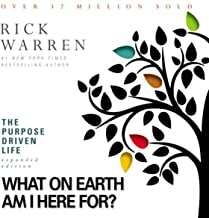 living a purpose driven life book