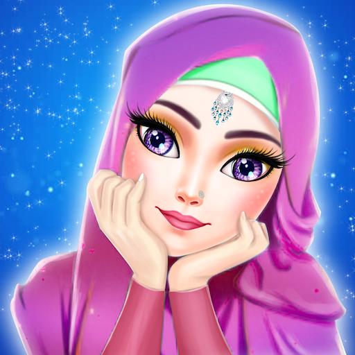 Hijab Doll Stylist Hijab Fashion Trendy Salon