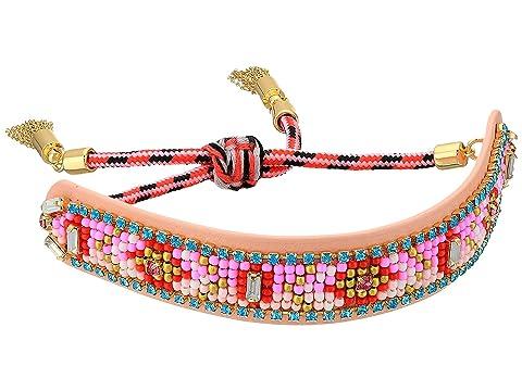 Rebecca Minkoff We Got This Seed Bead Friendship Bracelet 92h5PzvgL