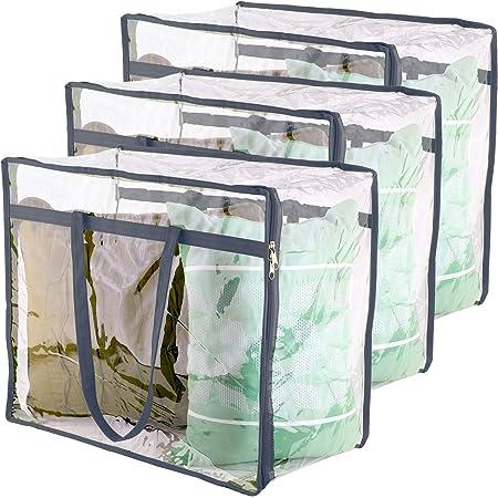 20cm 33 PPING Bolsas Guardar Ropa Cajas para Guardar Ropa Bolsas Grandes para Almacenamiento De Almacenamiento de Ropa Ropa de Almacenamiento de Bolsas 10,55