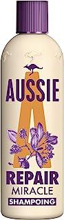 Aussie Shampoing Repair Miracle pour Cheveux Secs et Abîmés à LHuile de Graines de Jojoba DAustralie 300 ml