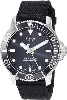 ساعت مچی مردانه Tissot Seastar 1000 Automatic Dial Black T120.407.17.051.00