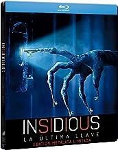 Insidious 4: La Ultima Llave - Edición Metálica Limitada [Blu-ray]