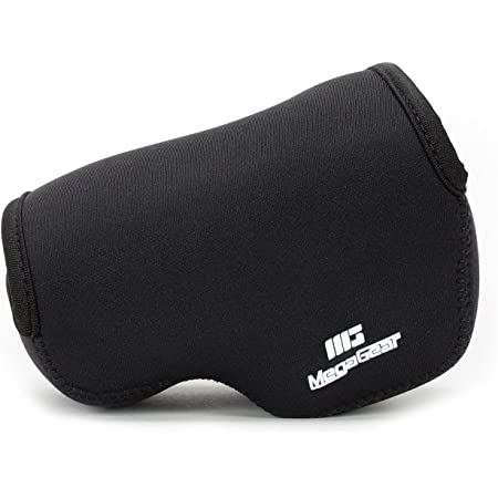 MegaGear Ultra Light Neoprene Camera Case Compatible with Panasonic Lumix DC-LX100 II, DMC-LX100