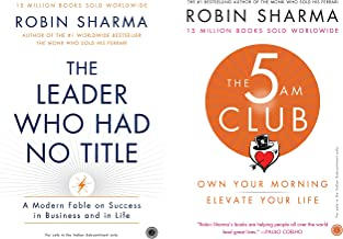 The 5 AM Club: Own Your Morning, Elevate Your Life+The Leader Who Had No Title