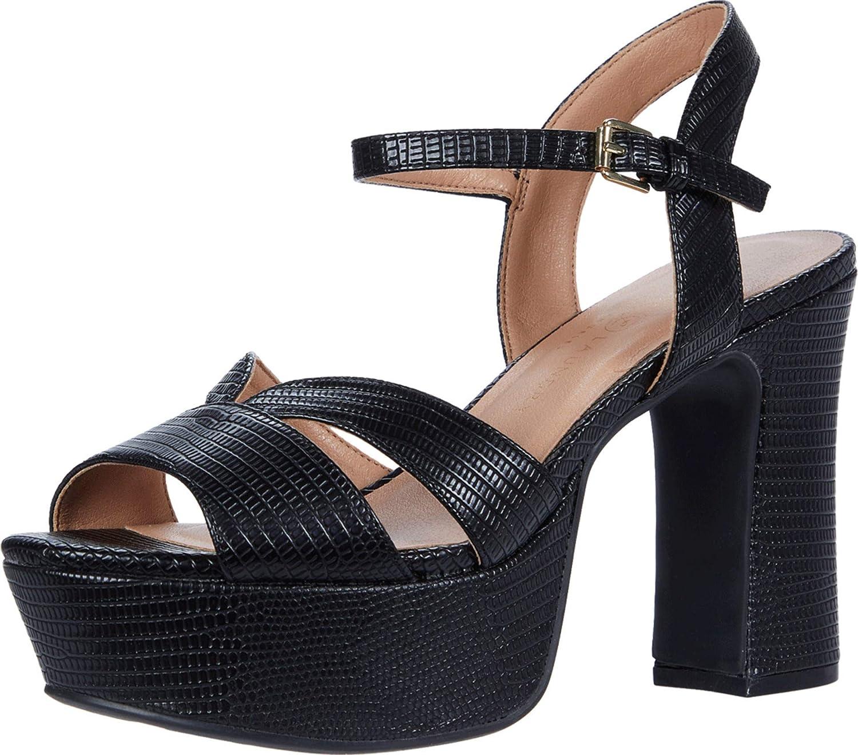 Chinese Laundry San Antonio Mall Women's Heeled Platform Sandal Classic
