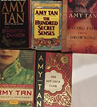 Amy Tan Fiction Collection 5 Book Set