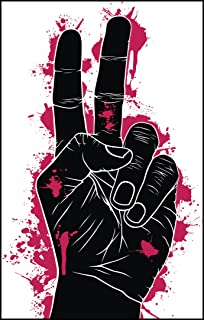 Best bloody peace sign Reviews
