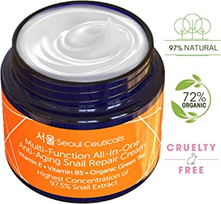 organic skin care doctor snail gel