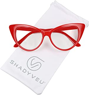 ShadyVEU - Super Cat Eye Vintage Inspired Fashion Mod...
