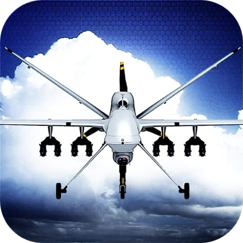 Air-Combat Missile Battle : Drone Flight Sim 3D