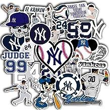 NY New York State Yankees Baseball LOGO Vinyl Sticker Decal Truck Bumper Wall