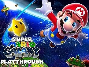 Clip: Super Mario Galaxy Playthrough