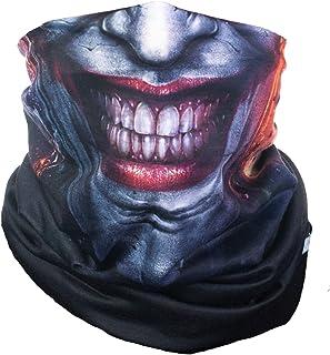 Joker - DC Comics Neck Gaiter Face Mask Cover