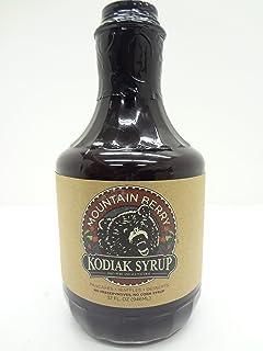 Mountain Berry Kodiak Syrup, 100% Pure & All Natural, 32 Fl Oz.