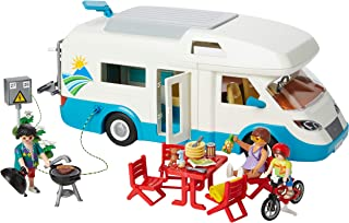 PLAYMOBIL® Family Camper 70088 Family Fun Serie Camper with Equipment