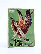 ENCICLOPEDIA PULGA 16. El Anillo De Los Nibelungos. G.P., Circa 1950