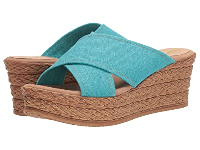 Sbicca Squeal (Turquoise) Women