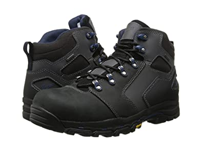 Danner Vicious 4.5 Non-Metallic Safety Toe (Black/Blue) Men