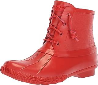 SPERRY Women's Saltwater Rubber Flooded Rain Boot