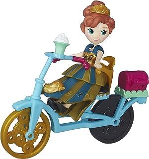 Disney Frozen Small Accessory Anna Biking Doll